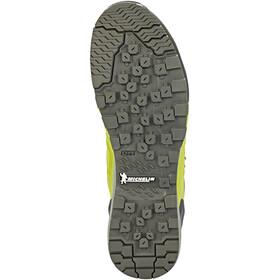 Mammut Alnasca Pro Mid GTX - Chaussures Homme - gris/vert